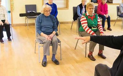 Balanced lives for Care Homes