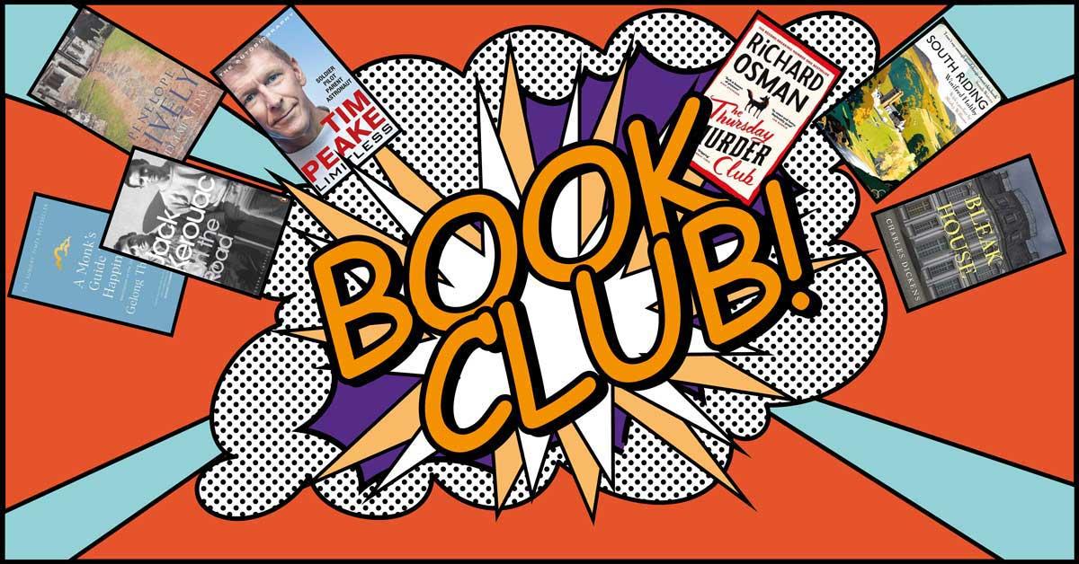January Book club heading