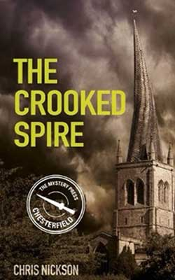 The crooked spire book cover