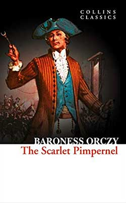 The Scarlet Pimpernel Book Cover