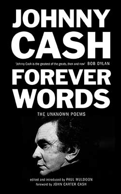 Forever Words - Johnny Cash Book Cover
