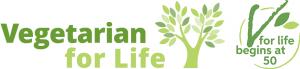 Vegetarian for Life logo